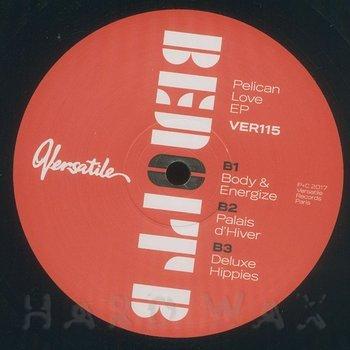 Cover art - Benoit B: Pelican Love EP