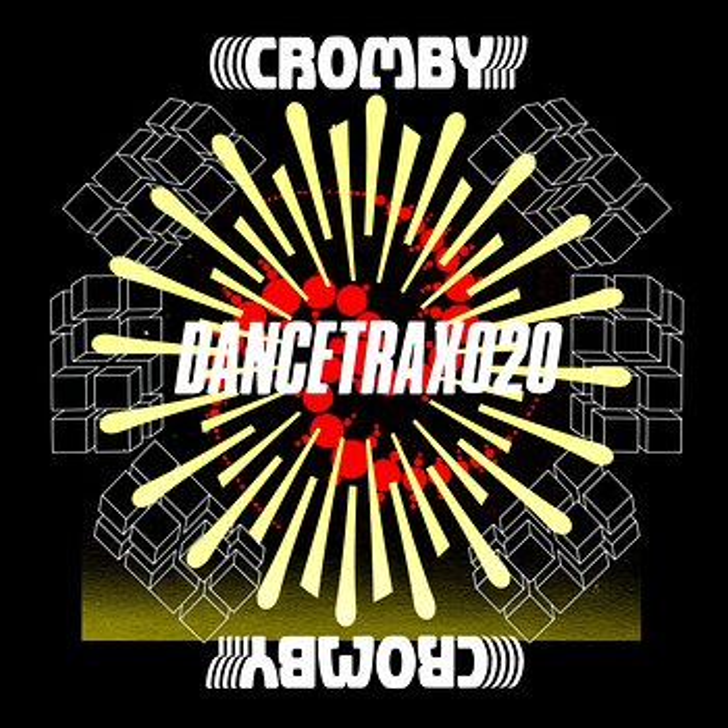 Cover art - Cromby: Dance Trax Vol. 20