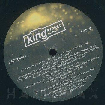 Cover art - Various Artists: Mix The Vibe: Danny Krivit Sampler EP 1