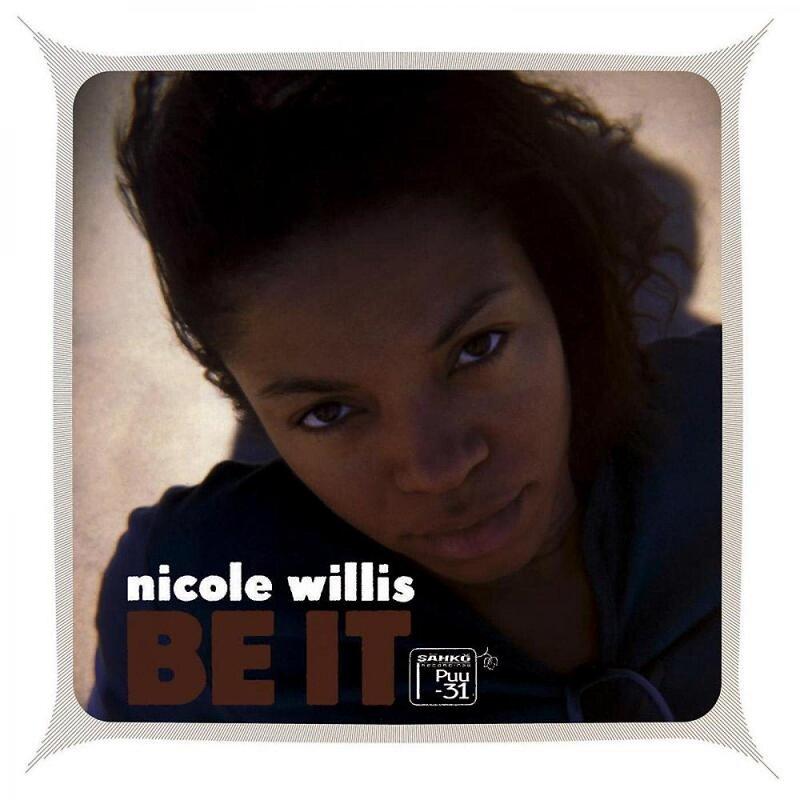 Cover art - Nicole Willis: Be It
