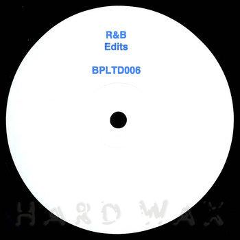Cover art - R&B: Edits