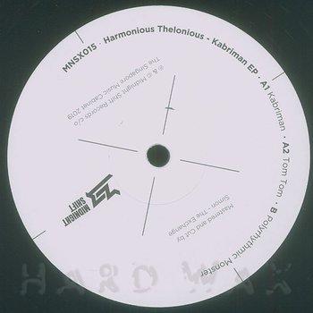 Cover art - Harmonious Thelonious: Kabriman