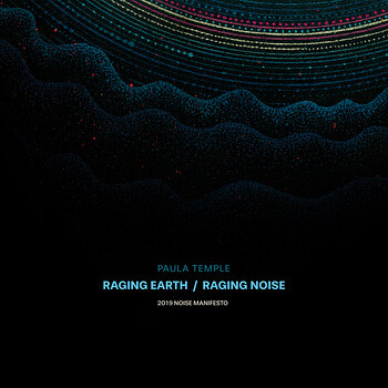 Cover art - Paula Temple: Raging Earth