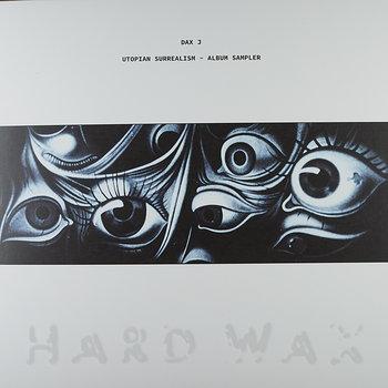 Cover art - Dax J: Utopian Surrealism - Album Sampler