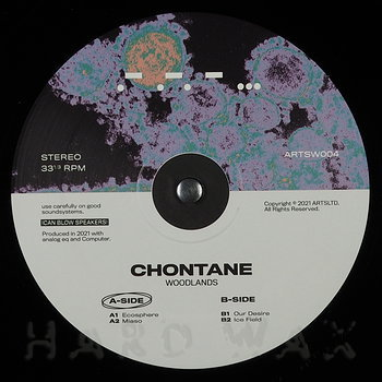 Cover art - Chontane: Woodlands