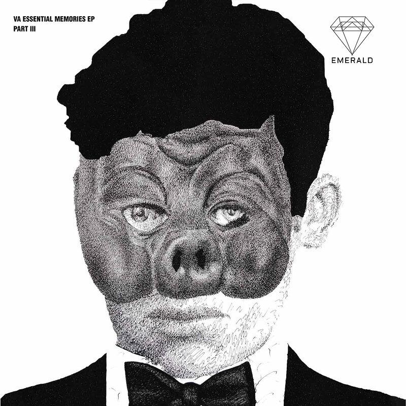Cover art - Various Artists: Essential Memories Pt. 3