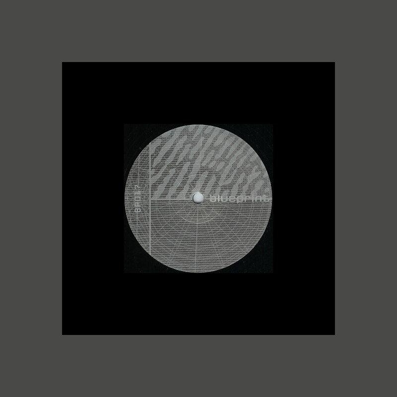 Cover art - James Ruskin: SR2 EP
