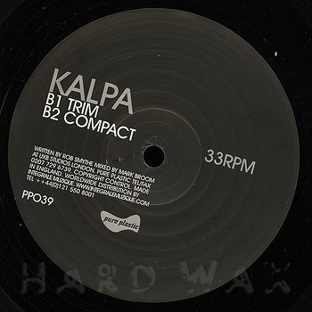 Cover art - Kalpa: Sharp