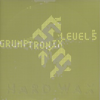 Cover art - Grumptronix: Level 5