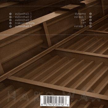 Cover art - Dynamo: Außen Vor