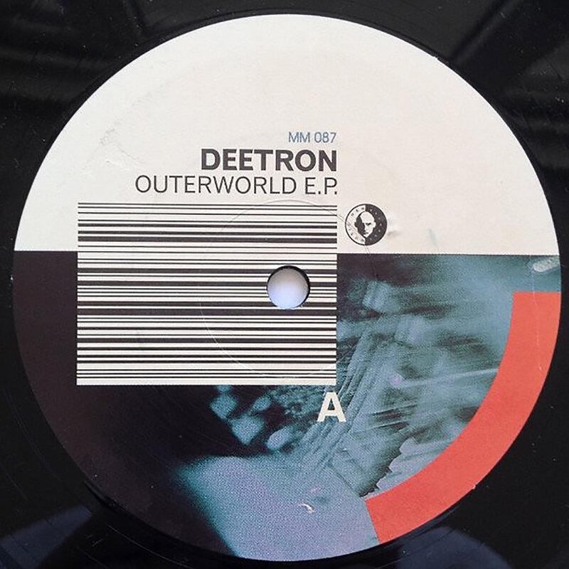 Cover art - Deetron: Outerworld EP