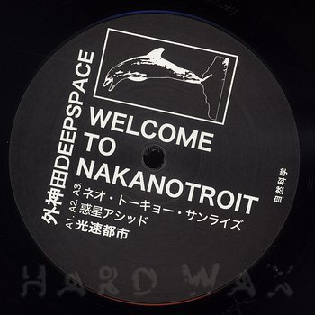 Cover art - Deepspace: Welcome To Nankanotroit