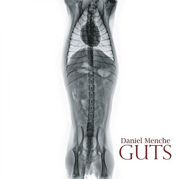 Cover art - Daniel Menche: Guts
