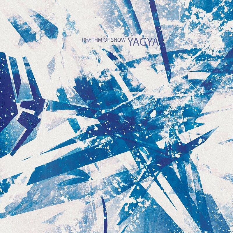 Cover art - Yagya: Rhythm Of Snow