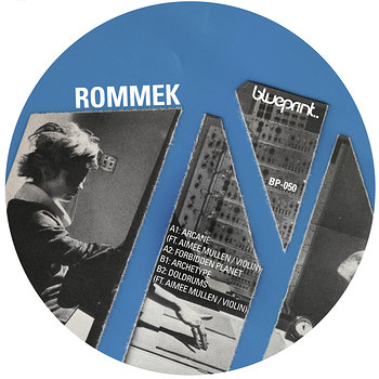 Cover art - Rommek: Arcane