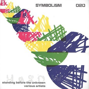 Cover art - Various Artists: Standing Before The Unknown