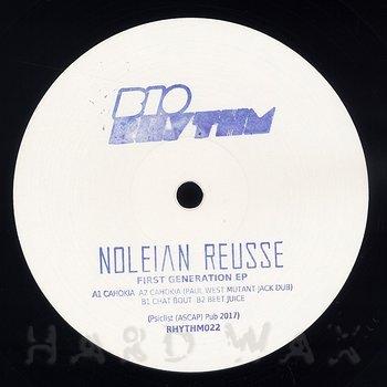 Cover art - Noleian Reusse: First Generation EP