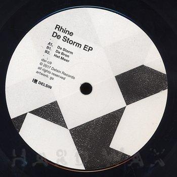 Cover art - Rhine: De Storm EP