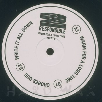 Cover art - 2 Responsible: Warm For a Long Time