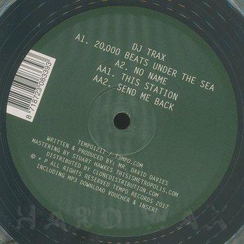 Cover art - DJ Trax: 20,000 Beats Under The Sea