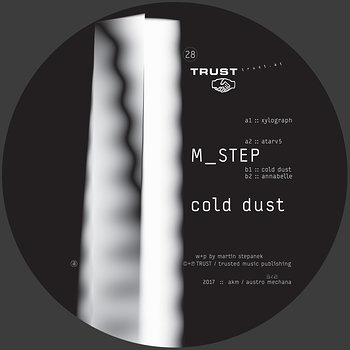 Cover art - M_Step: Cold Dust