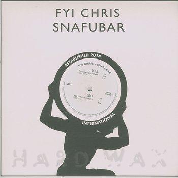 Cover art - FYI Chris: Snafubar