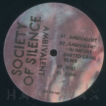 Cover art - Society Of Silence: Ambivalent