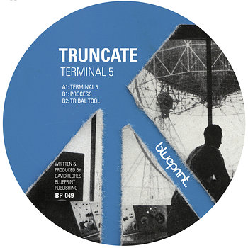 Cover art - Truncate: Terminal 5