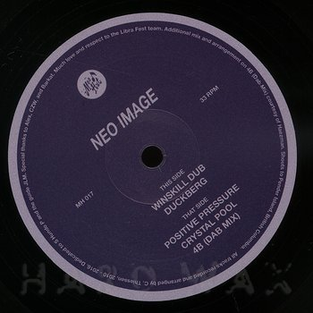 Cover art - Neo Image: Untitled