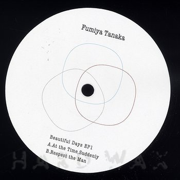 Cover art - Fumiya Tanaka: Beautiful Days EP