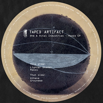 Cover art - Ohm & Octal Industries: Maoss EP