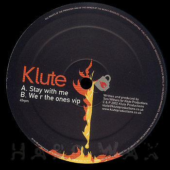 Cover art - Klute: Stay With Me
