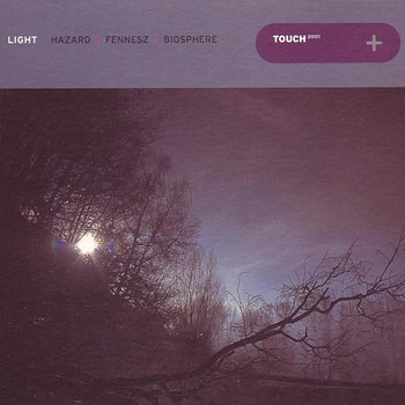 Cover art - Hazard / Fennesz / Biosphere: Light