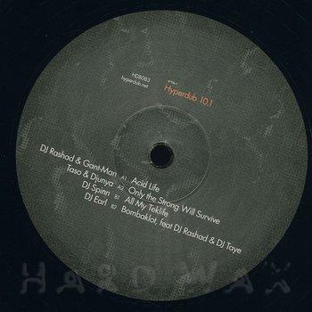 Cover art - Various Artists: Hyperdub 10.1