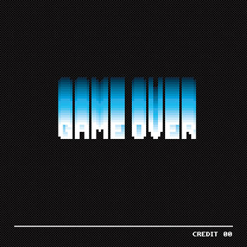 Cover art - Credit 00: Game Over