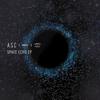 Cover art - ASC: Space Echo EP