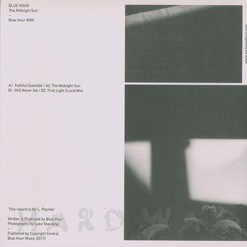 Cover art - Blue Hour: The Midnight Sun