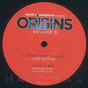 Cover art - Various Artists: KMS Origins Vol. 3