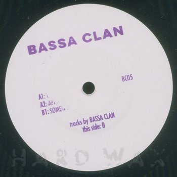 Cover art - Bassa Clan: Lifetime