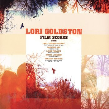 Cover art - Lori Goldston: Film Scores