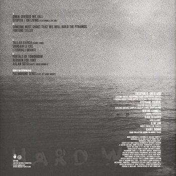 Cover art - Oiseaux-Tempête: Ütopiya?