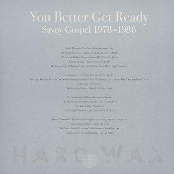 Cover art - Various Artists: You Better Get Ready: Savoy Gospel 1978-1986