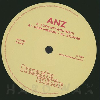 Cover art - Anz: Loos In Twos (NRG)
