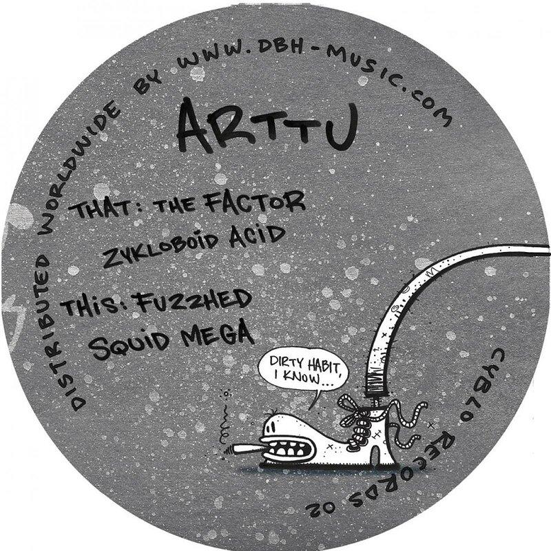 Cover art - Arttu: The Factor