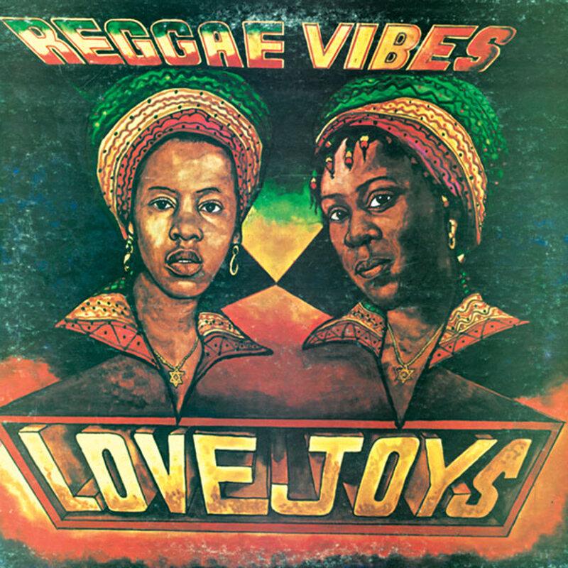 Cover art - Love Joys: Reggae Vibes