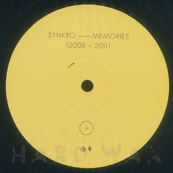 Cover art - Synkro: Memories (2008-2011)