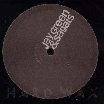 Cover art - Jay Green & Sagats: Festival Club EP
