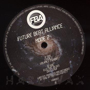 Cover art - Future Beat Alliance: Mode 2