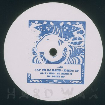 Cover art - MAP Vs DJ Haus: X-Mod EP