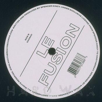 Cover art - Gemini: Le Fusion